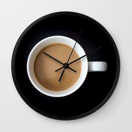 Delicious Coffee Wall Clock