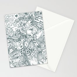 Graphics Stationery Cards