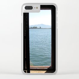 Door to the Water Clear iPhone Case