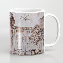 meeting in red Coffee Mug