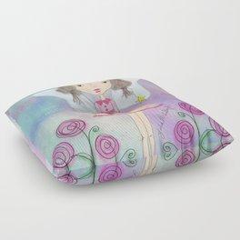 Princess Fairy Floor Pillow