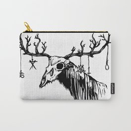 Wendigo by zombiecraig. Carry-All Pouch