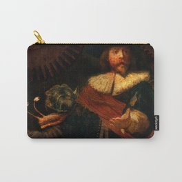 Steampunk Rembrandt - The Night Watch Carry-All Pouch