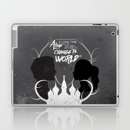 What I Showed You In The Dark Laptop & iPad Skin