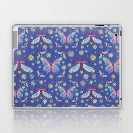 Butterflies and Fireflies Laptop & iPad Skin