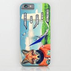 Starfox - F*CK YOU PEPPY! iPhone 6s Slim Case
