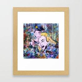 Drive By Dawn Framed Art Print