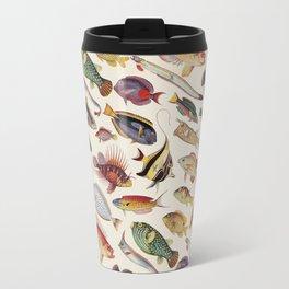 Varieties of Fish Travel Mug