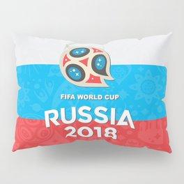 Russia world cup Pillow Sham