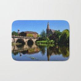 English Bridge Shrewsbury Bath Mat