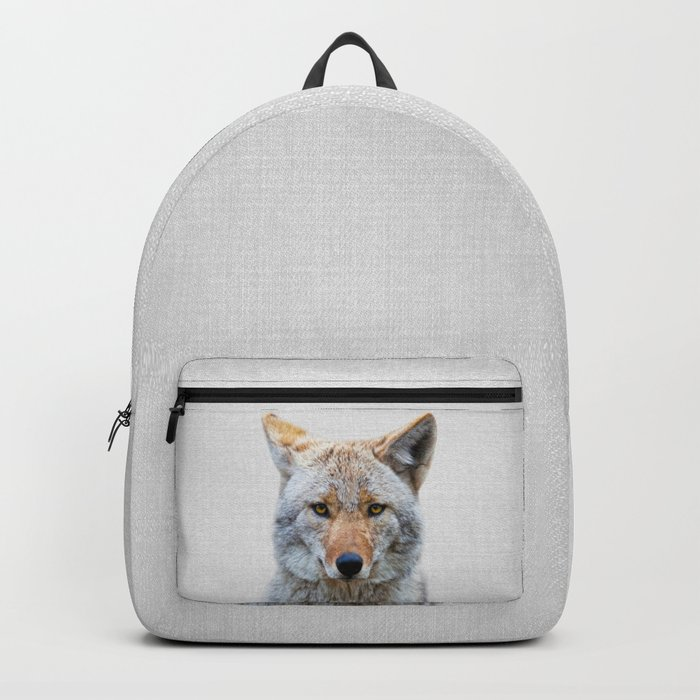 Coyote - Colorful Backpack
