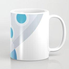 Space Rocket Emoji Coffee Mug