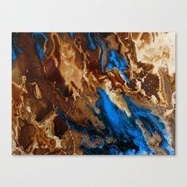 Lake Eyre Canvas Print