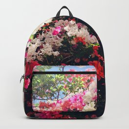 Bougainvillea of South Africa Backpack