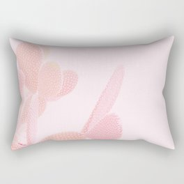 Opuntia Blush Rectangular Pillow