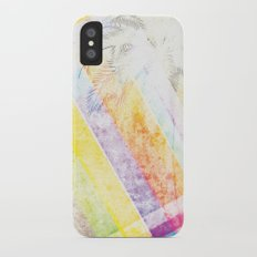 Back to Cali iPhone X Slim Case
