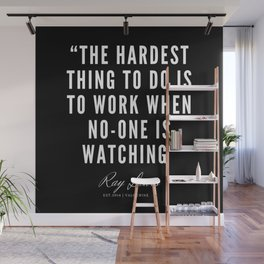 31 | Ray Lewis Quotes 190511 Wall Mural