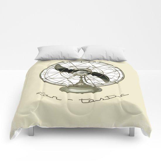 Fan - tastic Comforters