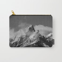 The Peak of the Mountain Carry-All Pouch