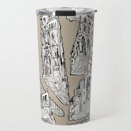 GOTHIC GRAVITATION Travel Mug