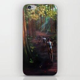 Untitled no. 2 iPhone Skin