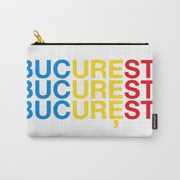 BUCHAREST Carry-All Pouch