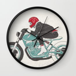 still alive Wall Clock