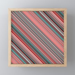 Electric Framed Mini Art Print