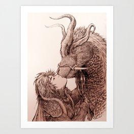 Bonds Art Print