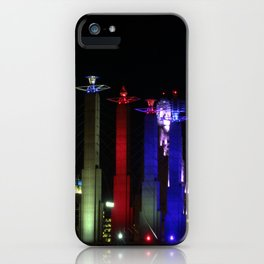 KC Night Colors iPhone Case