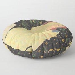 "Egon Schiele ""Daneae"" Floor Pillow"