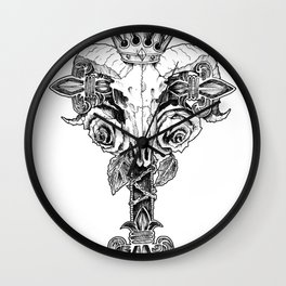 Sacrificed. Wall Clock