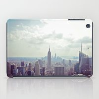 nyc iPad Cases featuring NYC by Shilpa