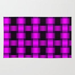 Ultra Violet Basket Rug
