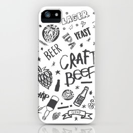 Need more craft beer iPhone Case
