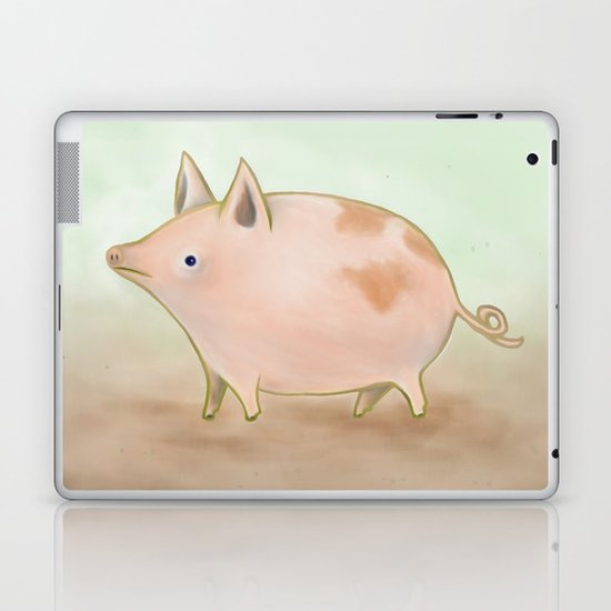 Piggy Laptop & iPad Skin