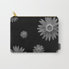 Monochrome Carry-All Pouch