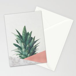 Pineapple Dip VI Stationery Cards