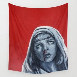 The Mia Madonna Wall Tapestry