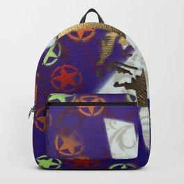 Monky Cross Bones Backpack