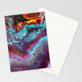 Fire Stone Stationery Cards