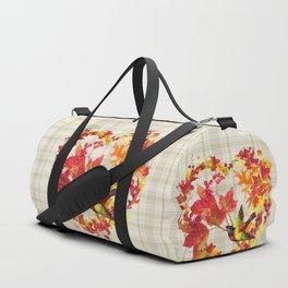 A Grateful Heart Duffle Bag