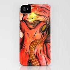 Octopus iPhone (4, 4s) Slim Case