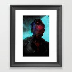 Cyberpunk #2 Framed Art Print