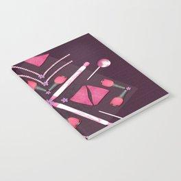 Breast Cancer Survivor Kaleidoscope Art Notebook