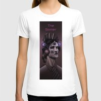 gamer T-shirts featuring Gamer  by Art is Vast