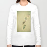 pastel Long Sleeve T-shirts featuring pastel by Bonnie Jakobsen-Martin