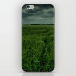 Storm Clouds iPhone Skin
