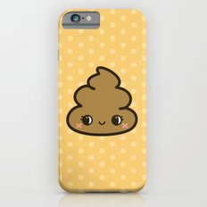 Cutey poop Slim Case iPhone 6s