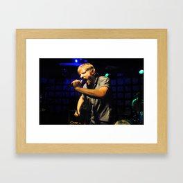 Sean Van Vleet//Empires Framed Art Print